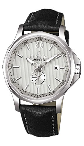 Corum Admiral's Cup Legend 42 Automatic Steel Mens Watch Calendar 395.101.20/0F61 FH10