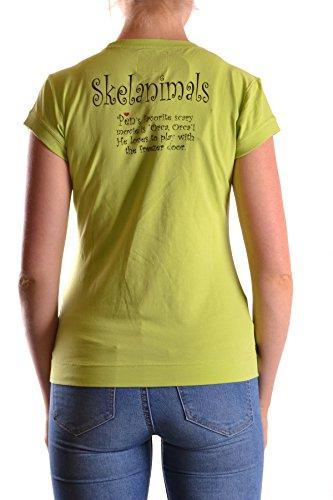 Pinko Shirt Donna MCBI242007O Cotone Verde