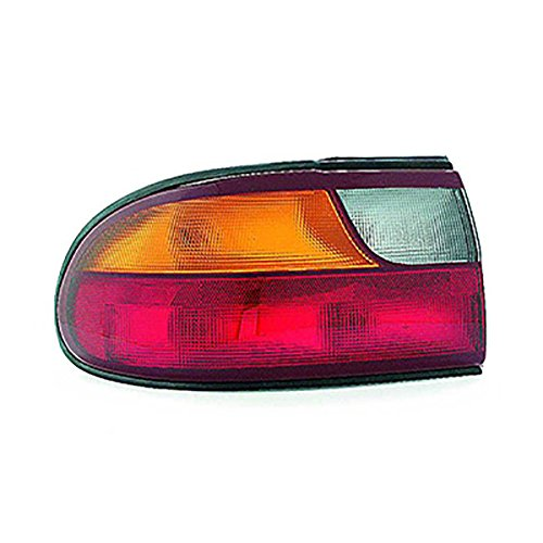 Chevrolet Classic Malibu Left Driver Side Tail Light w/ Circuit Board - Malibu Tail Light Circuit Board