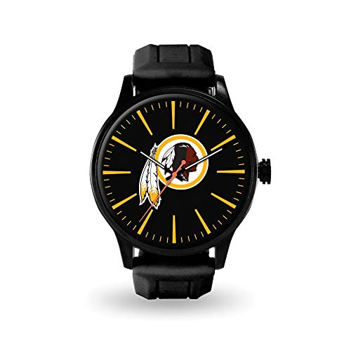 (Q Gold Gifts Watches NFL Washington Redskins Cheer Watch by Rico)