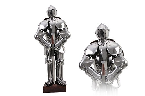 Mini Medieval Suit of Knights Armour by WJ