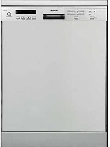 Lavavajillas Hyundai Hyla603ixe Inox A++ (3ª Bandeja): 371.16 ...