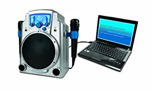 ION Audio DISCOVER - Karaoke (Giratorio, iPad, 3,5 mm, Corriente alterna)