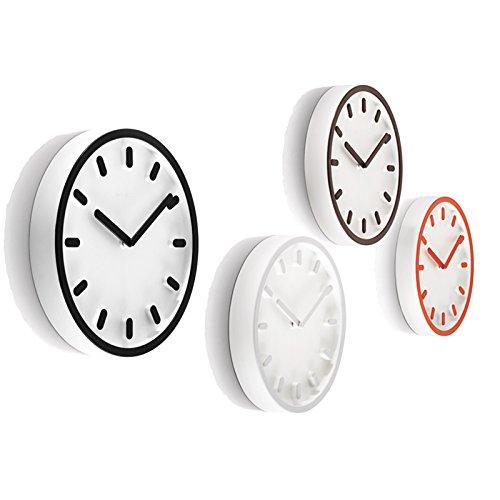 MAGIS/マジス TEMPO/テンポ ウォールクロック 壁掛け時計 H23290(サイズはありません ウ:ブラック) B079BBXTW4 ウ:ブラック ウ:ブラック