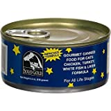 Solid Gold Chicken, Turkey, White Fish and Liver Gourmet Canned Cat Food, My Pet Supplies
