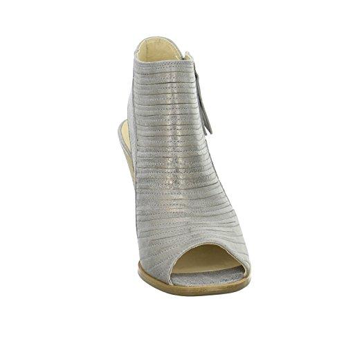 Col Metallo Donna Green Tacco 6482019 Scarpe Paul a07vOAzc