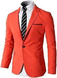 Amazon.com: Orange - Sport Coats &amp Blazers / Suits &amp Sport Coats