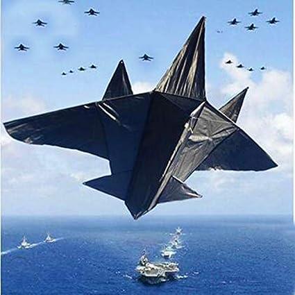 XiaoOu Cometas para Adultos 2m Gran avión Carrete de Cometa Juguetes de Vuelo de Cometas para niños Accesorios de Cometas paracaídas Kitesurf Beach Kite foradult, kite18cm Color 200m