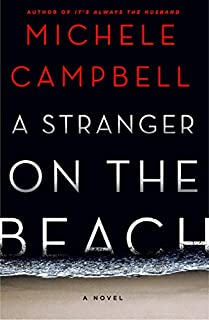 Book Cover: A Stranger on the Beach
