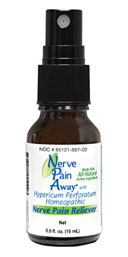Nerve Pain Away™: Homeopathic, Temporary Nerve Pain Reliever