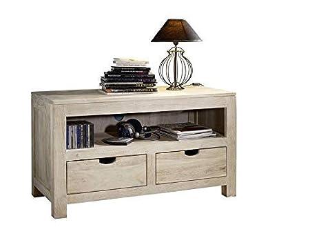 Mobili In Legno Naturale : Massello acacia mobili legno piastra bassa mobili in legno