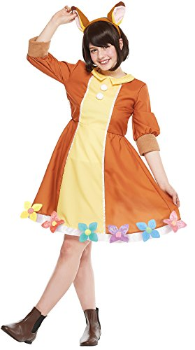 Disney's Bambi Costume -- Teen/Women's STD (Womens Bambi Costume)