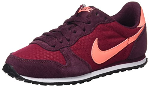 Nike Damen 644451-331 Sneakers Multicolored (Red / Coral)