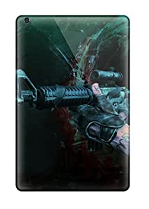 Hot Snap-on Call Of Duty Black Ops Game Hard Cover Case/ Protective Case For Ipad Mini/mini 2