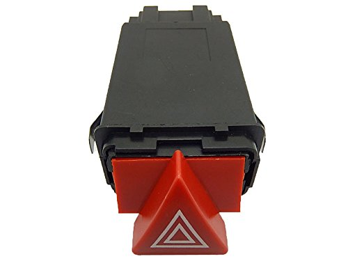 Audi Allroad (New Hazard / Warning / Emergency Flasher Switch for 1998-2005 Audi A6/Quattro S6 RS6 Allroad Quattro # 4B0941509K 4B0941509D 4B0941509C)