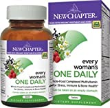 Best New Chapter Womans Vitamins - New Chapter Every Woman's One Daily Multi Vitamin Review