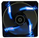 BitFenix BFF-BLF-14025B-RP Spectre 140mm LED Case Fan, Blue