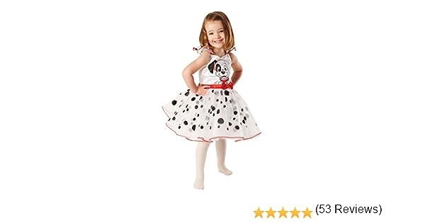 Rubies- Disfraz infantil de 101 Dalmatas de bailarina (881213-T ...