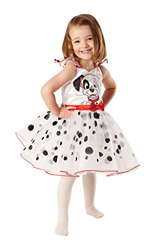 2-3 Years Girls 101 Dalmations Ballerina Costume ()