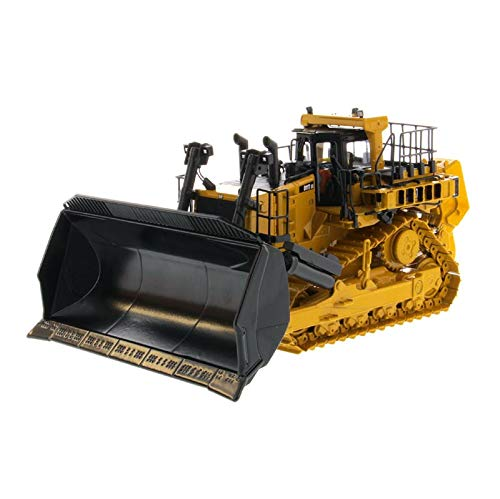 Diecast Masters CAT Caterpillar D11T CD Carrydozer with Operator High Line Series 1/50 Diecast Model 85567 from Diecast Masters