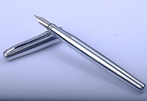 duke-209-stainless-steel-calligraphy-fountain-pen