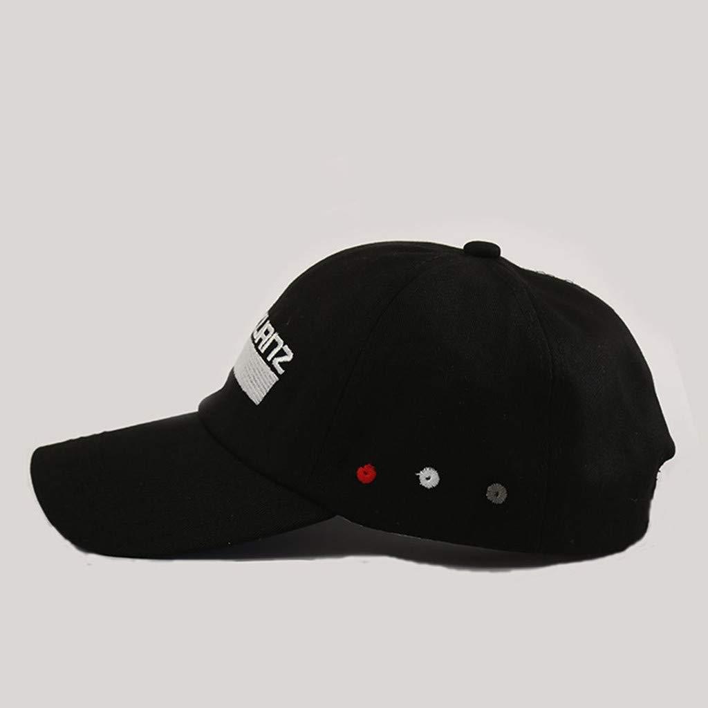 8ab8dd5bcdc residentD Embroidery Baseball Cap