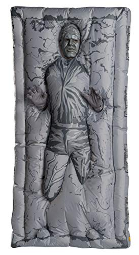 Rubie's Costume Co. Men's Standard Star Wars Classic Han Solo in Carbonite, As Shown, One Size
