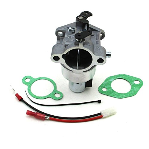 (20 853 33-S Carburetor Carb Replacement with Overhaul Kit for Kohler Courage SV Series SV530 SV540 SV590 SV600 15HP 17HP 18HP 19HP Engine # 20-853-33-S)