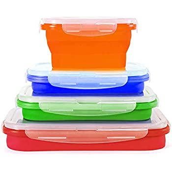Amazon.com: Rubbermaid Collapsibles Food Storage Container