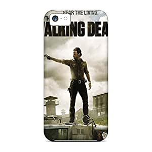 Awesome phone back shell Awesome Phone Cases Extreme iphone 5c iphone 5c - the walking dead poster