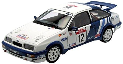 1/18 フォード シエラ コスワース ツールドコルス 1988 #12(サインツ)ブルー/ホワイト 88811