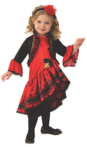 Rubie's Baby Opus Collection Lil Cuties Spanish Dancer