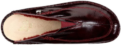 Hans Herrmann Collection hhc 022623-170 - Zuecos para mujer Rojo