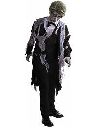 Men's Zombie Tuxedo Costume