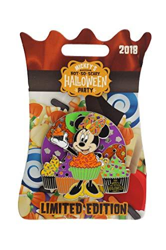 Disney Pin - MNSSHP 2018 - Cupcake Minnie Mouse