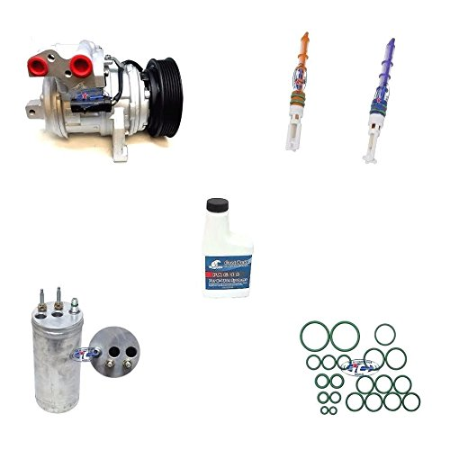 12v Ac Compressor Kit - 7