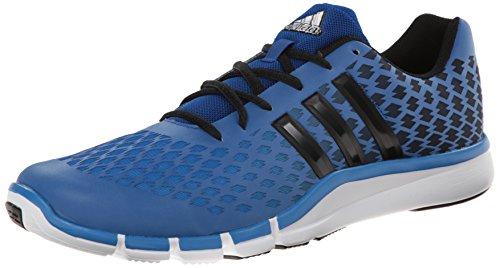 adidas Performance Men's Adipure 360.2 Primo Cross-Trainer Shoe, Collegiate Royal/Core Black/Bright Royal, 12.5 M US