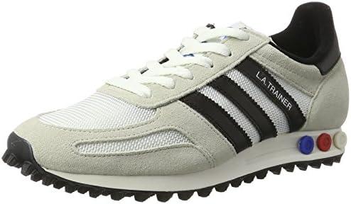 info pour 45dd6 94225 Adidas Men's La Trainer Og, Beige (Vintage White/Core Black ...