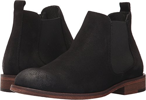 Wolverine 1883 by Women's Jean Chelsea Boot, Black, 8.5 M (Ankle Boots Jeans)
