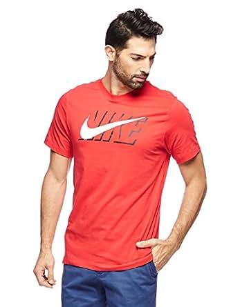 Nike Men's BLK CORE T-Shirt, Multicolour , Medium