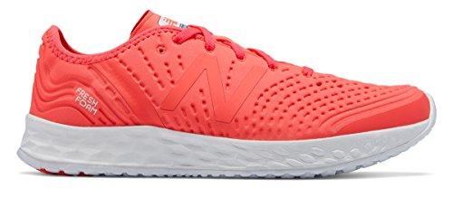 どこ結婚したハンカチ(ニューバランス) New Balance 靴?シューズ レディーストレーニング Fresh Foam Crush Vivid Coral with White ヴィヴィッド コーラル ホワイト US 10 (27cm)