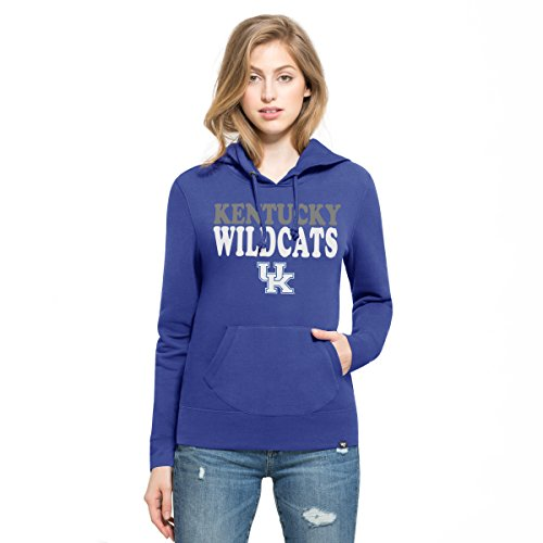 NCAA Kentucky Wildcats Women's Headline Pullover Hoodie, Large, (Kentucky University Football)