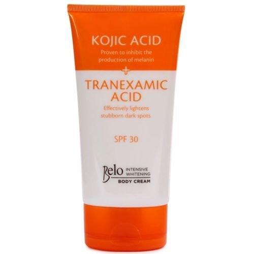 Intensive Skin Lightening Cream (BELO KOJIC ACID INTENSIVE WHITENING BODY CREAM LIGHTENING LOTION 50ML- US SHIP)