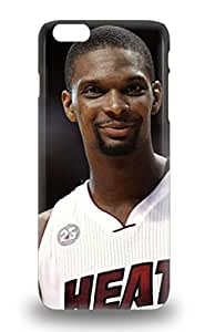 Protection 3D PC Case For Iphone 6 Plus 3D PC Case Cover For Iphone NBA Miami Heat Chris Bosh #1 ( Custom Picture iPhone 6, iPhone 6 PLUS, iPhone 5, iPhone 5S, iPhone 5C, iPhone 4, iPhone 4S,Galaxy S6,Galaxy S5,Galaxy S4,Galaxy S3,Note 3,iPad Mini-Mini 2,iPad Air )