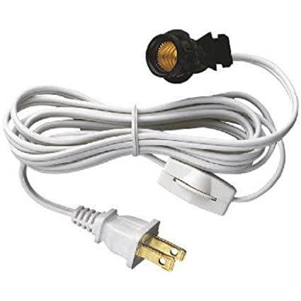 Fine Amazon Com Westinghouse 70108 6 Foot Cord Set With Snap In Pigtail Wiring Database Gramgelartorg