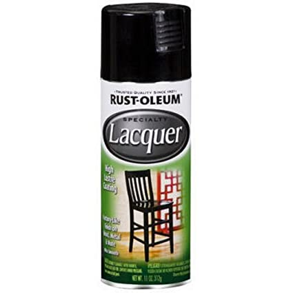 Rust-Oleum 1905830 1905-830 Spray Paint, 11-Ounce, Black