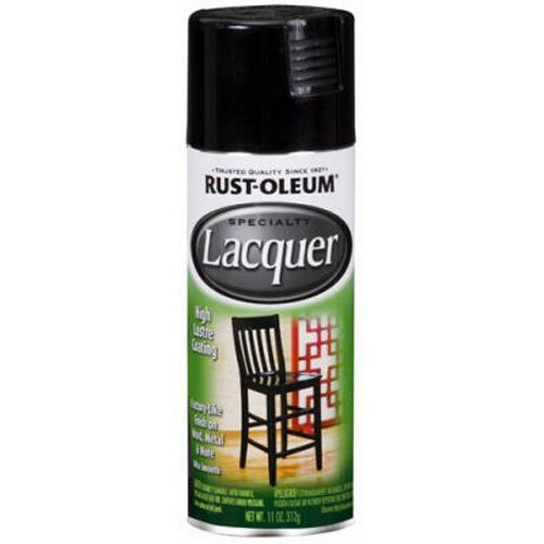 Rust Oleum 1905830 Lacquer Spray 11 Ounce