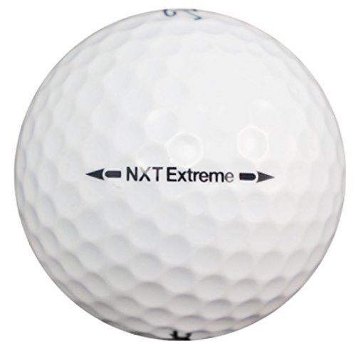 Titleist 48 NXT Extreme - Value (AAA) Grade - Recycled (Used) Golf Balls by Titleist
