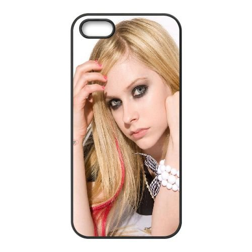 Avril Lavigne Sneakers Bracelet Jewerly Tattoo 3142 coque iPhone 4 4S cellulaire cas coque de téléphone cas téléphone cellulaire noir couvercle EEEXLKNBC23277