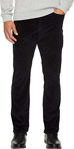 5 Pocket Corduroy Pants (Vintage 1946 Men's Sunny Stretch Corduroy Five-Pocket Pants Jet Black 38W x 32L)